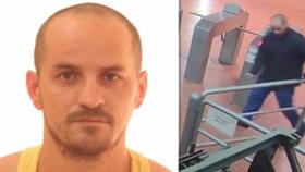 Neuvěřitelný útěk z vězení: Richard prostě odešel přes vrátnici! Chytli ho u hranic