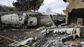 Írán nakonec černé skříňky sestřeleného letounu neodevzdá. Analýzu provede sám