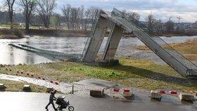O špatném stavu Trojské lávky se vědělo už v roce 1995. Praha prověří, jak se s informacemi nakládalo
