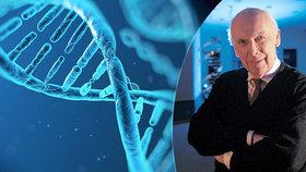 Držitel Nobelovky za DNA přišel o metály. Navážel se do černochů a homosexuálů