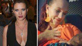 Sexy Kristýna Leichtová jásá: Její prsa konečně našla uplatnění!