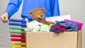 Proč se zbavit věcí, které nepotřebujete? Pomůže to vaší rodině! Jak začít?