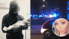"""Matku s dítětem srazilo na chodníku auto: """"Kde je moje dítě,"""" křičela těsně před smrtí"""