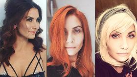 Eva Decastelo se chlubí blond hřívou! Jak se vám líbí?