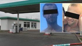 Údajný vrah pumpařky Jany žil s těhotnou přítelkyní! Policie dopadla dva podezřelé