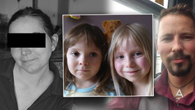 Zoufalý otec tři roky neviděl své dcery (6 a 9). Advokát: Může jít o únos!