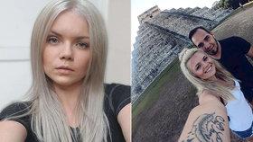 Zpěvačka ze skupiny Verona Stýblová: Horor na letišti! Drsné přistání a úprk