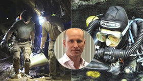 Lhali o záchraně chlapců z jeskyně v Thajsku?! Děti prý museli zdrogovat!