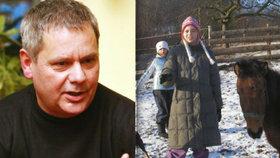 Hvězda Kamarádů Antonín Navrátil: 27 let tahanic o postiženou dceru!