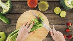 Dejte si každý den řapíkatý celer a s vaším tělem se stanou zázraky. Tohle všechno se zlepší!