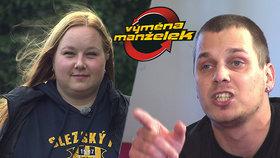 Prasklo po Výměně manželek: Když to kamery neviděly, Patrik ukázal pravou tvář!