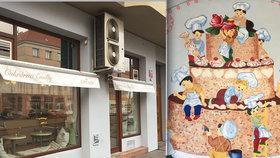 Hádka o nejsladší obraz Břevnova: Upomíná na staré cukrárny i dětství místních, přijít o něj nechtějí