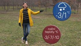 Počasí na víkend: Na horách bude až -15 °C, pozor na mrznoucí mlhy