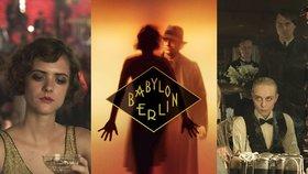 Morálně zkažený Babylon Berlin: Nejdražší německý seriál přichází na české obrazovky