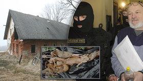 Bestiální vrah Roubal krmil oběťmi prasata: Zabil prý i teprve šestiletou holčičku!