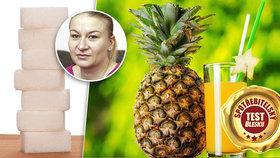 Sklenice džusu má 7 kostek cukru: Jako byste pili limonádu, upozorňuje expertka na výživu