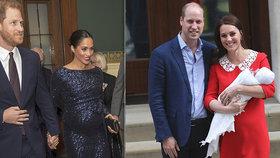 Kate vsadila na luxus, Meghan chce přírodní porod! Velké srovnání porodnic