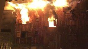 Požár v bangladéšské Dháce si vyžádal nejméně tři oběti