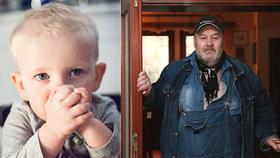 Klučík (1,5) tam byl narvaný, že se ani hnout nemohl, říká zakladatel babyboxu o nalezenci