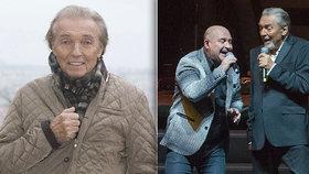 Nemocný Gott zrušil megakoncert, Michal David úpí: Stálo mě to kšeft