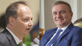 """""""Snažil se ovlivňovat soudce v zájmu Hradu."""" Senátor podal na Mynáře trestní oznámení"""