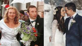 Svatby a rozvody klanu Klausů: Brali si spolužačku, tlumočnici i asistentku