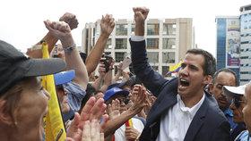 Česko uznalo prezidentem Venezuely Madurova soka. Připojují se další státy