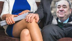 """Exministr v """"klepetech"""": Policie ho viní ze sexuálního obtěžování"""