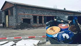 Policie varuje: Podvodníci hledají další místa, kam by mohli navézt nebezpečný odpad