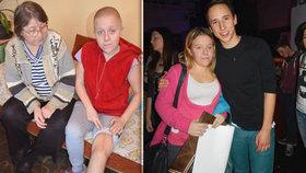Proti rakovině bojuje jen s babičkou: Rodiče o Andrejku (22) ztratili zájem