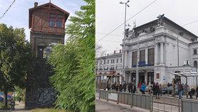 Výluka hlavního nádraží v Brně se asi prodlouží: Památkáři chtějí zachovat unikátní stavědla