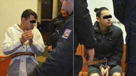 Soudkyně poslala do vazby lupiče z Jirkova: Brutálně zmlátili postiženého Michala!