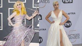 Z královny příšerných kostýmů je nádherná dáma. Takhle zkrásněla Lady Gaga!