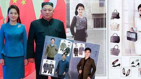 Kim představil novou módní kolekci: Napodobeniny Chanelu a jedlé bundy