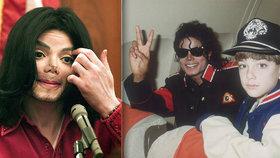 Michael Jackson si kupoval děti na sex! Co dělal chlapcům, odhalil hrůzný dokument
