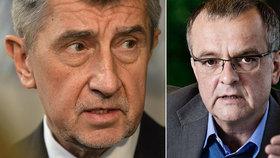 """""""Zabil lidi cez padáky"""". Babiš přestřelil, rozhodl soud, Kalouskovi se musí omluvit"""