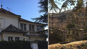 Vila po prezidentovi Novotném má jít k zemi! Nahradí prvorepublikový skvost developerský projekt?
