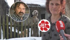 """Starosta se snaží zbavit množírny psů ve své obci: """"Nezmůžeme nic, poslanci, pomozte!"""""""