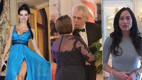 Zemanovým plesem provede Alex, Verešová má smůlu. A Nejedlý vyvede novou partnerku