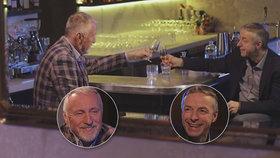 Topolánkova show: Na baru s Bémem o Praze v h*jzlu, strachu o syny i marihuaně