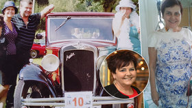 """16 minut jsem byla mrtvá! Marii (58) se v tramvaji zastavilo srdce, masáží hrudníku ji zachránili """"strážní andělé"""""""