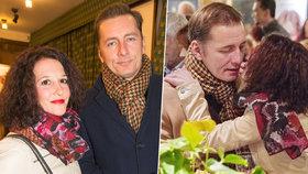 Petr Vondráček po opuštění rodiny: Vyvedl staronovou milenku
