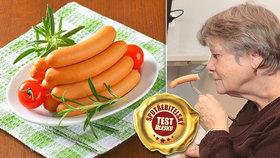 Spotřebitelský test párků: Masa mají hodně, ale chutnají?