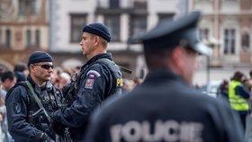Teroristický útok ve Vídni: V Praze se zpřísňují bezpečnostní opatření v metru nebo u židovských památek