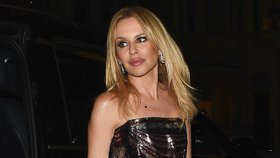 Strach Kylie Minogueové: Přede dveřmi ji obtěžoval stalker! Policie to neřeší