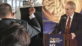 Šikana v Zemanově ochrance? Její šéf neporušil zákon, uzavřela policie