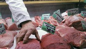 Češi spořádali 110 kilo nakaženého hovězího. Veterináři řekli dobrou zprávu