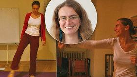 Z Pražanů dostává stres. Psychoterapeutka Jana cvičí s energiemi: Přes své tělo se dostanete k duši, říká