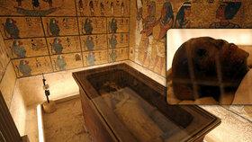 Nejznámější hrobka se znovu otevřela: Tutanchamona ukázali po 9 letech!