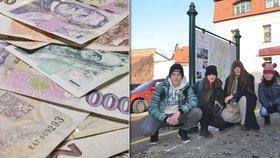 Spolužáci z lycea našli pěknou sumičku: Obálku s 20 tisíci odevzdali!